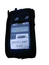 Alcohol breath tester breathalyzer
