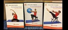 Bruciare Pilates Dvd Bundle