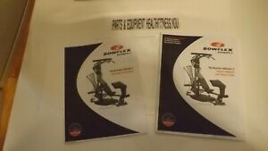 Bowflex ULTIMATE 2 Assembly Instructions Owner's Manual Fitness Guide
