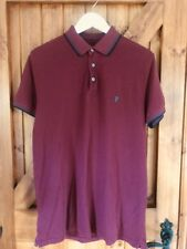 French Connection FCUK Mod 60s 70s Polo Talla L