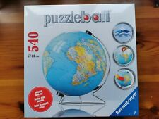 Ravensburger El Mundo Globe 540 Pieza 3D Rompecabezas