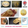 Bitcoin Coin GOLD Collectible Rare BTC Gift Toy - UK SELLER & FAST DELIVERY