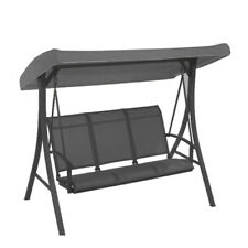 Waterproof Swing Canopy Garden Chair Tent Porch Top Cover Swing Roof