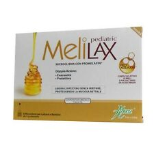 MELILAX PEDIATRIC ACTION EVACUATING And PROTECTIVE 6 MICRO-ENEMA BY 0.2 oz