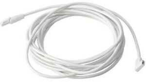 """IKEA VÅGDAL White Connection Cord 137 3/4 """" Connect MITTLED with TRÅDFRI"""