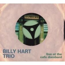 BILLY TRIO HART - LIVE AT CAFE DAMBERD  CD NEW+