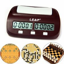 LEAP Digital Game Chess Clock I-Go Count Up Down Timer Competition School Home
