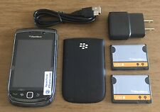 C15 Blackberry Torch 9800 Slider Wifi Touch UNLOCKED FB TW As-Is Camera Issue