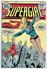 1974 SUPERGIRL  #10 (DC Comics)  *VF.