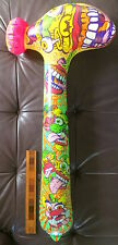 Huge Vintage Weirdo Gross Monsters Inflatable Hammer Ugly Toy *Aussie Only*!