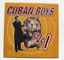 CUBAN BOYS....COGNOSCENTI v's INTELLIGENTSIA...MAXI 33T