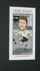 PHILIP NEILL CARD FOOTBALL 2007 CHAMPIONS 1971-1972 DERBY COUNTY RAMS McGOVERN