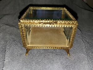 Stylebuilt jewelry casket trinket box