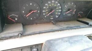 Speedometer MPH Head Only Fits 89-91 VOLVO 780 15903506