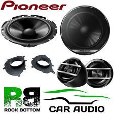 Pioneer Renault Clio 2013 On 600W Component Front Door Car Speakers