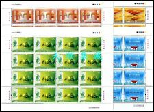 China 2009-8 Full S/S Shanghai Expo stamps