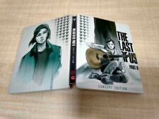 The Last of Us Part 2 concept edition custom Steelbook [NO GAME INCL] [PS4]