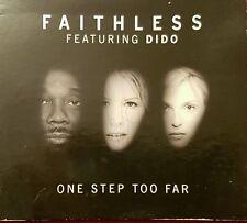 Faithless feat. Dido - One Step Too Far (2002) VG+/NM