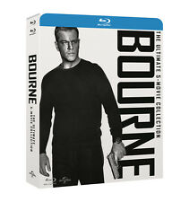 Bourne: The Ultimate 5-movie Collection (with Digital Copy) [Blu-ray]