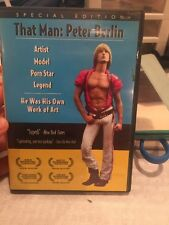 That Man: Peter Berlin DVD RARE OOP! Gay Interest Documentary. Free S&H!