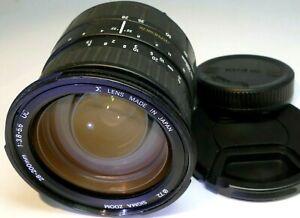 Sigma 28-200mm f3.8-5.6 AF UC Lens for Pentax AF SA KPR