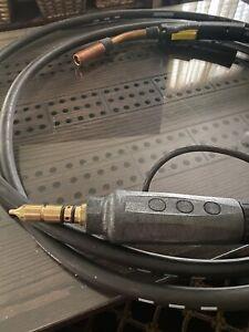 Bernard Q3015AR7EM 300A 15' .045 Miller Mig Gun