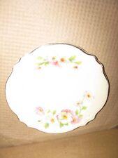 Homer Laughlin, Bread & Butter Plate, Virginia Rose, Very Nice