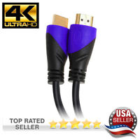 Premium 10ft Ultra HD UHD HDMI 2.0 Cable For HDTV LED 3D 2160P 4K X2K HDR Bluray