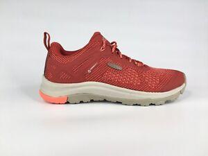 Keen Womens Terradora II Vent Sz 5.5 Red Lightweight Trail Hiking Shoes 1022341