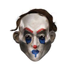 THE DARK KNIGHT Clown Batman Joker Bank Robbery Happy Mask