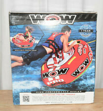 Wow Watersports Racing Towable-1 Person Towable Tube