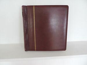 DDR Sammlung 1976-1986 gestempelt im Schaubek Vordruckalbum