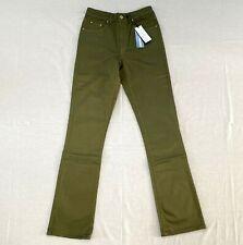 RPP £162 ANGELO MARANI women's trousers green NEW