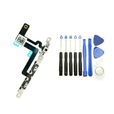 Volume Button Mute Silent Switch Flex Cable With Bracket for iPhone 6 Plus+Tool