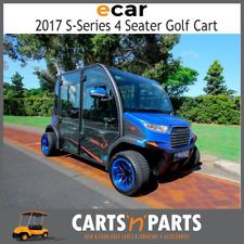 S4 DB - 4 SEAT Electric Vehicle Lvtong maintence free batteries 12volt x 4, 2 x