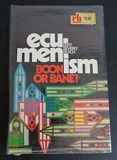 ECUMENISM BOON OR BANE? Hardcover 1974 Book BEACH New SDA Sealed FREE SHIPPING