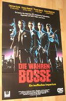 "Die wahren Bosse ""Mobsters"" Filmplakat / Poster A1 ca 60x84cm"