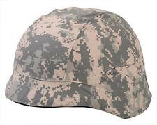 New Tactical Digital ACU M88 PASGT Kelver Swat Helmet Cover