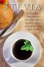 NEW Stevia (Coleccion Salud y Vida Natural) (Spanish Edition) by Anonymous