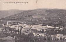 * SCANSANO - Foligno - Carnificio Militare 1915 WWI