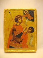 St George Ikona Ikone Icono Russian Eastern Orthodox Religious Icon