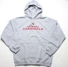 Reebok NFL Arizona Cardinals Hoody (L) Grey