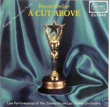 Johnny Pecon Lou Trebar A Cut Above New Polka CD LIVE !