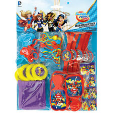 Dc Super Hero Girls Party Favor Mega Mix Pack Of 48 For 8 Children Party Supply