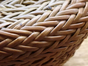 Basket as a work of ART. One of the earliest forms of art.