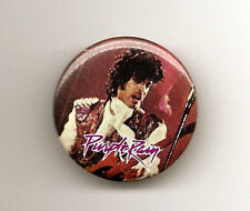 Vintage PIN: Prince - Purple Rain Button Original 1984 Movie Film The Revolution