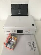 EDIBLE PRINTER BUNDLE TS5050 Printer, Edible Ink Cartridges, 25 Icing Sheet