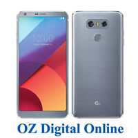 "NEW LG G6 H870 64GB 4G 13MP 5.7"" Ice Platinum Dual Sim Unlocked Phone 1 Yr AuWty"