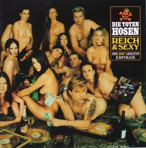 DIE TOTEN HOSEN - Reich & Sexy - CD, Jewel, wie gut/ as good