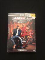 American Chopper The Series First Season (DVD, 2005, 3-Disc Set) Factory Sealed!